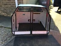 large Lintran dog travel cage
