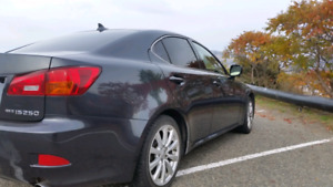 2008 Lexus IS 250 AWD