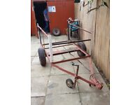 Car Trailer Chassis