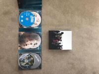 Avengers BluRay box set
