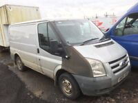 Ford transit mk 7 2007 year swb parts