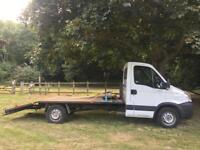 2011 IVECO RECOVERY **AUTO** not transit