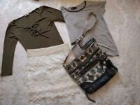 Women's Summer Clothing: River Island | Asos | TK-Maxx (Size 10)