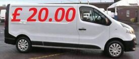 Man and Van cheapest in Dorset (Poole,Bournemouth)24hrs express services