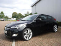 Hyundai Veloster 1.6 GDi DCT Left Hand Drive(LHD)