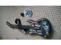 Guitar Hero wireless guitar and game for Ps2