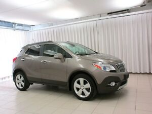 2015 Buick Encore WHAT A GREAT DEAL!! AWD SUV w/ HEATED LEATHER