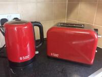 Matching Russel Hobbs kettle and toaster