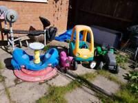 Kids garden toys
