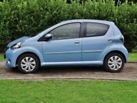 Toyota Aygo 1.0 VVT-I Move 5dr PETROL MANUAL 2013/63