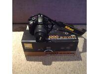 Nikon DLSR 3200