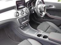 Mercedes-Benz CLA CLA 220 D AMG LINE (black) 2017-07-17