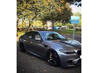 """Bmw M5 21"""" Niche forged series with brand new tyres"""