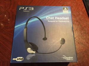PlayStation 3 Headset (Offical Licensed Product)