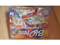 Brand New Blo Pens Super Activity Set - Great Christmas Gift