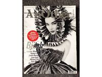 Magazine Another 19th Issue Biannual featuring Bjork