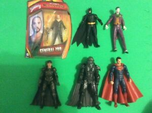 DC Universe Movie Master action figures