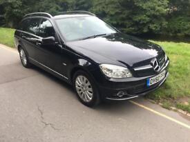 Mercedes Benz C 200, CDTI Elegance Estate