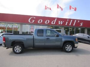 2011 GMC Sierra 1500 SLE! 2WD! EXTENDED CAB!