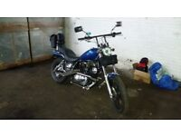 Yamaha Virago xv 700 good condition