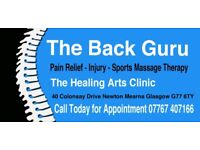 Neck/Back Pain/Relief and Treatment