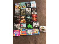 CDs/dvds