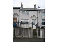 3 Bedroomed House to Rent in Bowen Street Swansea