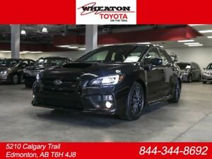 2016 Subaru WRX STI WRX STI, Sport Package, Heated Seats, Sunroo