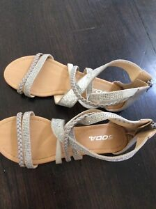 Cute dressy summertime sandals