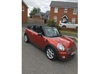 MINI COOPER D 1.6 Convertible, 60 Plate, Excellent Condition, With CHILLI Pack!