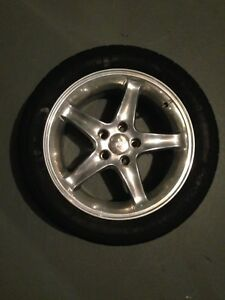 Set of 17x9 eagle alloys