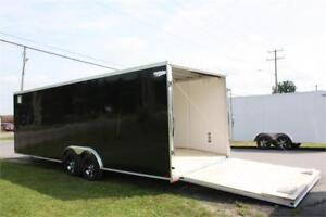 Rance Lightning 8X24 Enclosed Car Hauler
