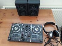 DJ Controller Deck & Accessories