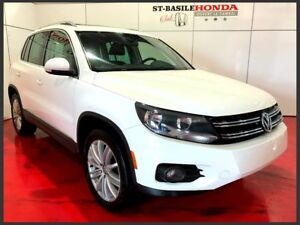 Volkswagen Tiguan Highline 4MOTION + TOIT PANO + CUIR 2013