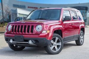 2016 Jeep Patriot HIGH ALTITUDE, NAVI, ROOF, LEATHER