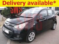 2015 Hyundai i10 SE 1.2 DAMAGED REPAIRABLE SALVAGE