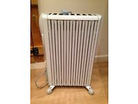 Delonghi 'dragon' radiator with climate control