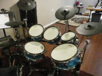 TD-12 electronic drums diamond