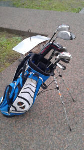 full set of Golf Clubs ready to go