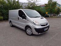 Vauxhall Vivaro Sportive 2007 1.9 CDTI SWB Panel Van like Renault Trafic Sport