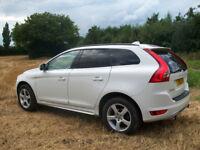 VOLVO XC 60 R DESIGN D3 2.0 SUV ESTATE 2011 FSH 50MPG