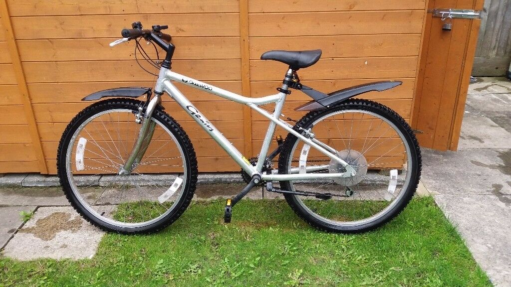 Daewoo Mountain bike.(genius).   in Emsworth, Hampshire   Gumtree