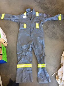 FR Fire resistant coveralls