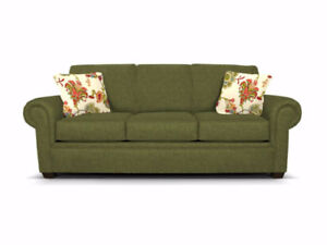 """Brand New """"England"""" Sofa and Loveseat"""