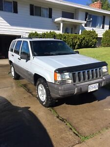 1996 Jeep Grande Cherokee and parts Jeep