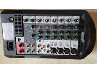 Yamaha StagePas 400i Portable Powered Mixer ,Amplifier,new contidion