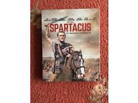 Spartacus Limited Edition Blu Ray Steelbook