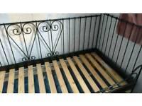 Ikea Bed frame x mattress