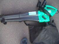 Westwood Blower, Shredder, vacuum in excellent condition
