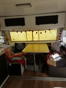 1974 holidaire 16 Ft. Trailer NO LEAKS READY TO GO!